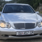 C klasa,Automatic tiptronic,2000 god.