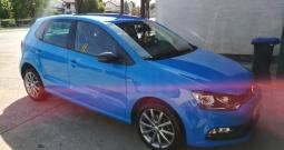 VW Polo 1.2 tsi bmt fresh, 69 tkm, 1. vl., nije uvoz