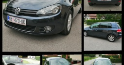 VW Golf VI 1.6 TDI BLUEMOTION, 2011.GOD, REG.
