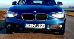 BMW f20 116d efficentdynamic