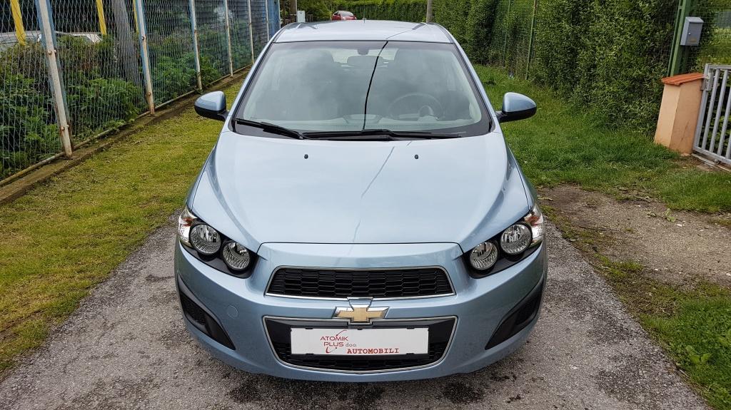 """Chevrolet Aveo 1.3 vcdi sport, nove gume, alu 17"""", 6 brzina, diesel"""