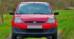 Ford Fiesta s plinom- napravljena generalka