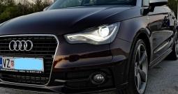 Audi A1 2.0 TDI Sportback S line