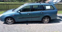 Ford Focus 2001 god. Karavan