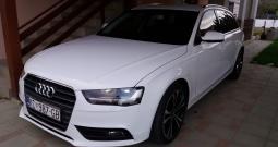 Audi A4 Avant, 12/2012, redesign mogel 2013, reg. 04/2020.g.
