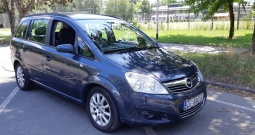 Opel Zafira 1,6, 115 ks, 7 sjedala, Servisna