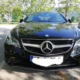 Mercedes E klasa cupe samo 57000km