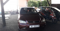 Opel Astra 1.7 cdti, 2002. godina reg. 7/2020