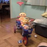 Bicikl guralica, dječji