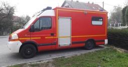 Vatrogasno/sanitetsko vozilo Renault Master