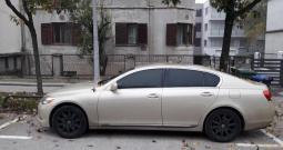Lexus GS 300 SD 3.0 Luxury XII mj. 2007. 5700€, registriran XII 2019.,benzin