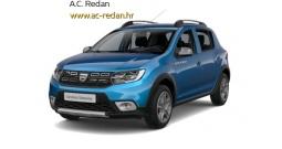 Dacia Sandero Stepway 1,5 Blue dCi 95