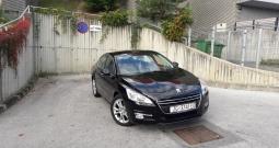 Peugeot 508 2.0 HDI, autom. 2011/12, 120tkm, 1. vlasnik, bez nezgoda, odličan
