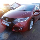 Honda Civic 1,6 I-DTEC Elegance ***KAMERA***