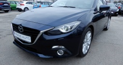 Mazda 3 CD150 DYNAMIC AUTOMATIK ***NAVI, XENON***