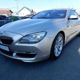 BMW serija 6 Gran Coupe 640xd automatik ***NAVI, PANORAMA, KAMERA***