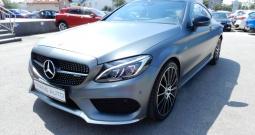 Mercedes-Benz C-klasa Coupe C43 AMG *BURMASTER, NAVI, PANORAMA*