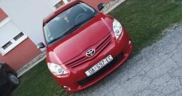 Toyota Auris 2010, redizajn, odlično stanje
