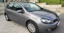 VW Golf VI 1,6 TDI, automatska klima, garancija na kilometre