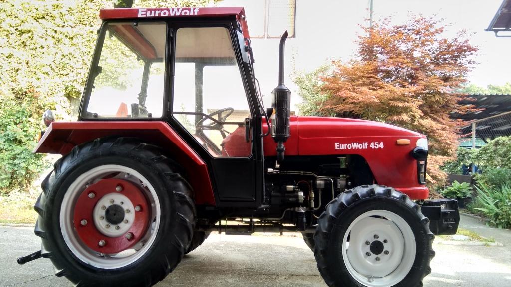 Eurowolf 454 4x4, 2005. registriran do 3/20, novi novi! Može na kredit kartice!