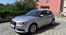 "Audi A3 Sportback 1,6 TDI S-tronic Alu16"",Dig.Klima,PDC,Navi.,Ambiente"