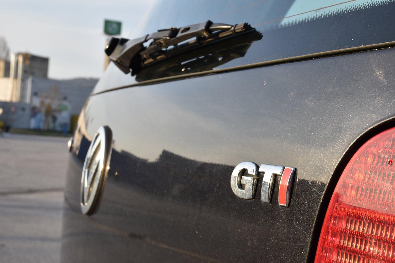 VW Polo 1.6 16V GTI