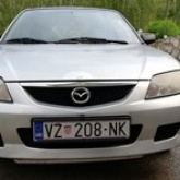 Mazda 323 F, 1.3, benzin