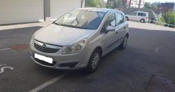 Opel Corsa, 1.2 benzin, registrirana godinu dana