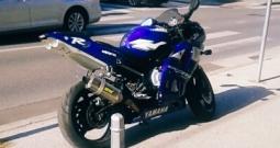 Yamaha R6, sportski motor
