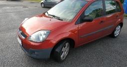 Ford Fiesta 2008, Prvi vlasnik, 83 700 km