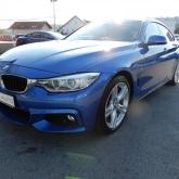 BMW serija 4 Gran Coupe 420d M Paket automatik