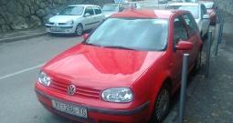 VW Golf IV 1.4, 16 v, registriran godinu dana