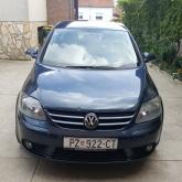 VW Golf Plus 1.9 TDI Goal oprema