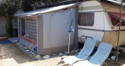 Kamp kućica - prikolica