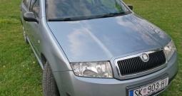 Škoda Fabia, 2003. g., 1.9 SDI
