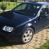 VW Bora 1.9 tdi