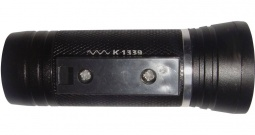 Prednje svjetlo za bicikl Security Plus 19045001 LED (jednobojna) baterijski ...