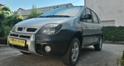 Renault Scenic RX4 1,9 dCi - može na kartice