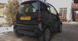 Smart ForTwo diesel, automatic, uščuvan