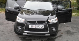 Mitsubishi ASX 1.6, 2wd, AS&G, 1.vlasnik, RH-