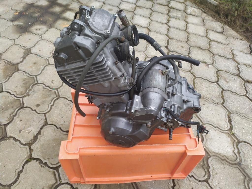 Yamaha 660 mašina