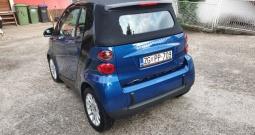 Smart cabrio 0.8 cdi F1 passion
