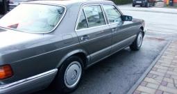 Mercedes-Benz S-klasa 5.0 plin/benzin