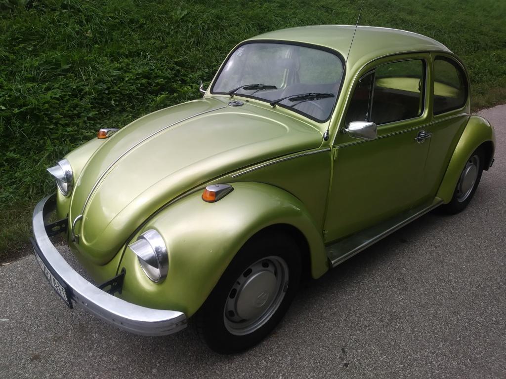 VW buba 1200 1975.g. reg. 8/20.g.