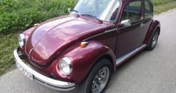 VW Beetle 1303, 1975.g, kao nova, reg. 9/20.g.