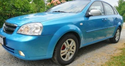 Chevrolet Lacetti 1.6 16v + LPG