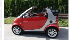 Smart forTwo cabrio Passion softtouch automatik klima