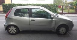 Prodajem Fiat Punto 1.2, registriran do 15.09.2019.