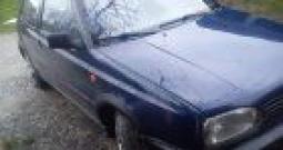 VW Golf III 1.9 dizel, neregistriran