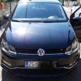 VW Polo 1.4 tdi bmt, lounge oprema